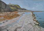Kimmeridge: Maple Ledge and Slipway